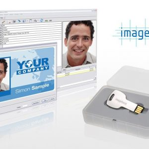 ID card design software from Imagebase