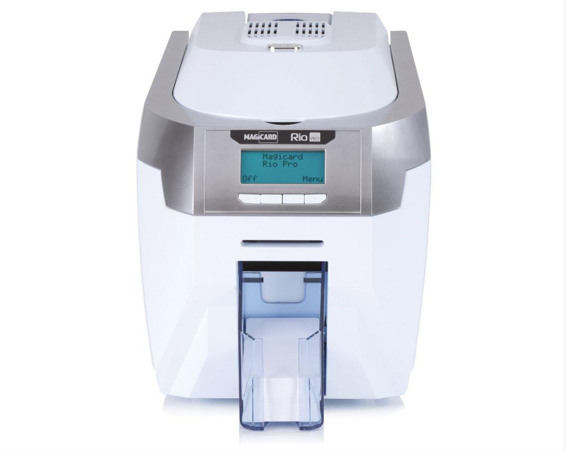 magicard rio pro card printer