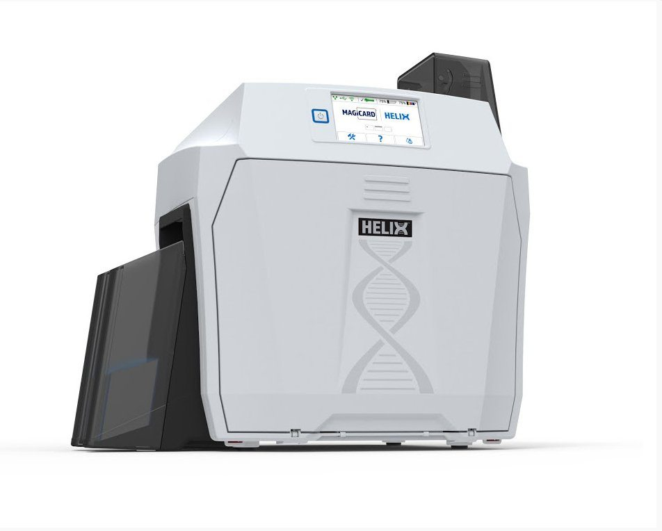 Magicard Card Printer, Magicard Card printers are among the best in the  world, and the Helix is the pinnacle of Magicard printers  Boasting an