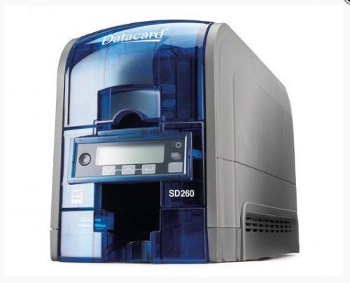 Datacard SD260 Printer with Magstripe Encoder