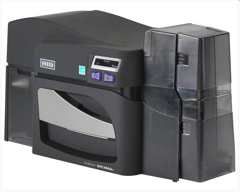 fargo id printer