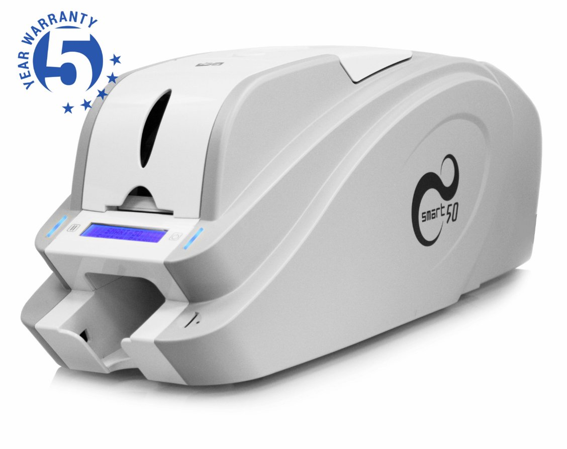 Smart 50 Mifare Card Printer