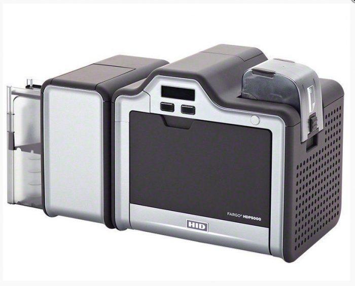 Fargo HDP5000 Card Printer