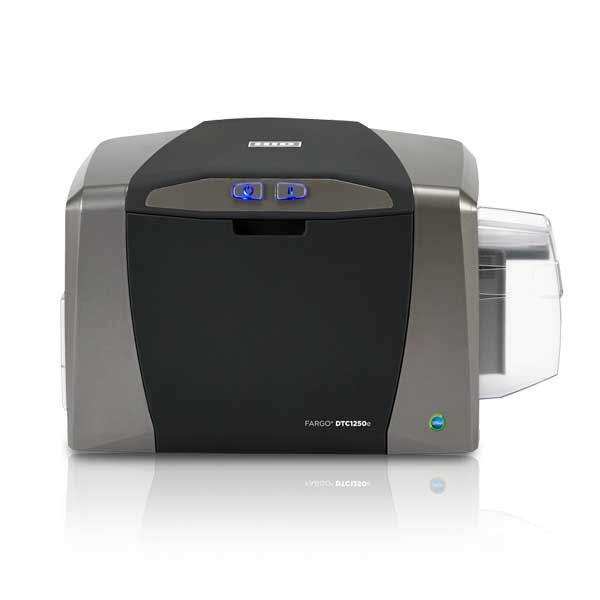 Fargo DTC1250E Printer