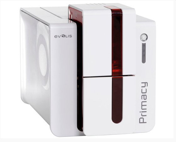 Evolis plastic card Printer