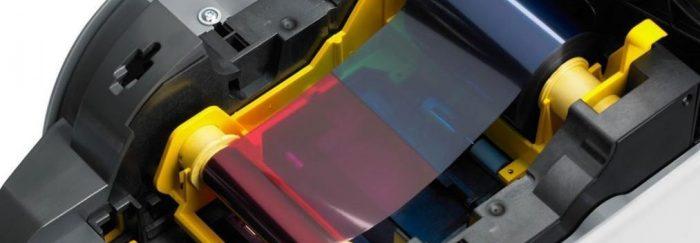 badge printer