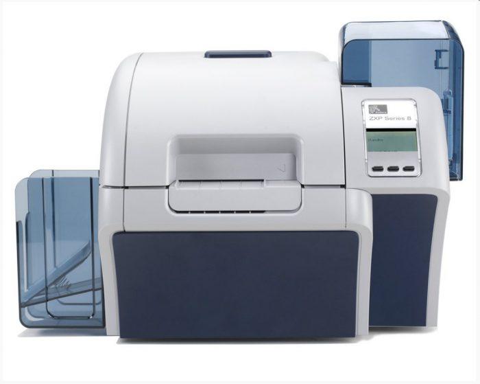 Zebra ZXP8 Card Printer