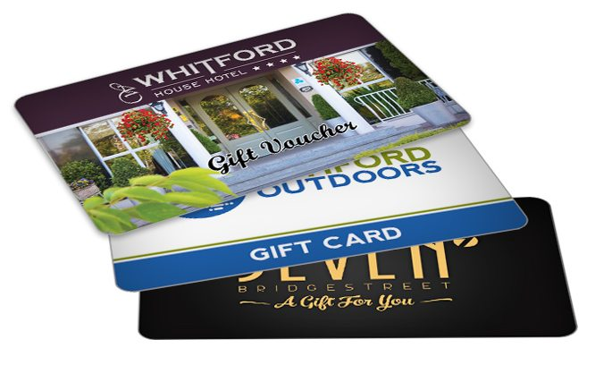 gift card printing and pre printed gift cards