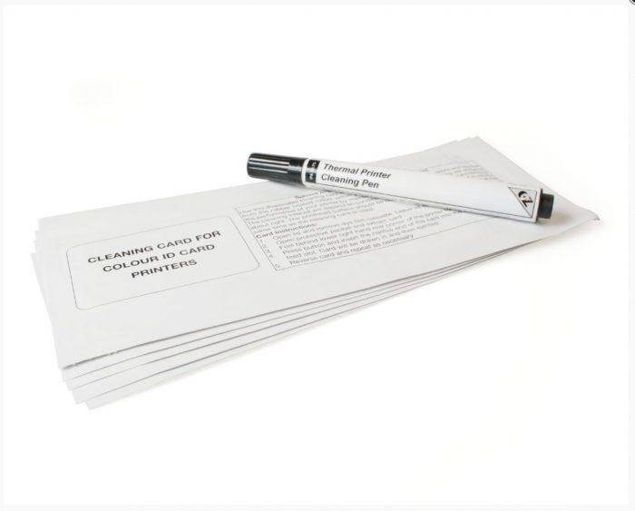 Card Printer Cleaning Kit