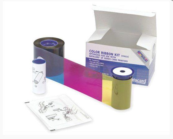 Datacard Colour Ribbon YMCKT