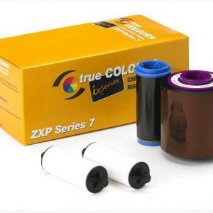 Zebra ZXP7 Ribbon Zebra ZXP 7 Series YMCKO Colour Print Ribbon