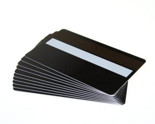 Black Sig Panel Cards