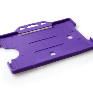 plastic badge holders