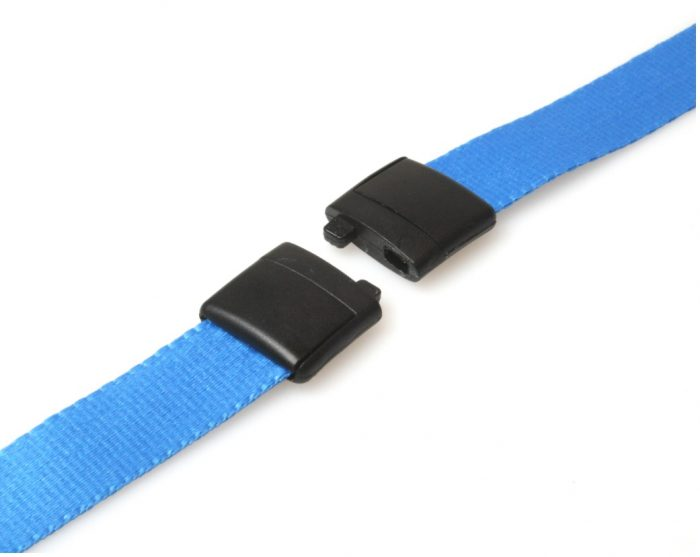Light Blue Lanyards
