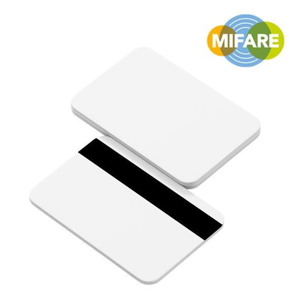 Magstripe-Mifare-Cards