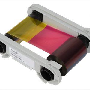 Evolis Zenius Printer Ribbon YMCKO Colour