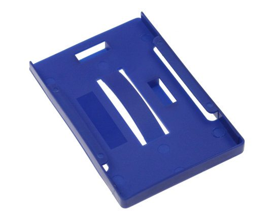 Swipe Card Holder - royal blue