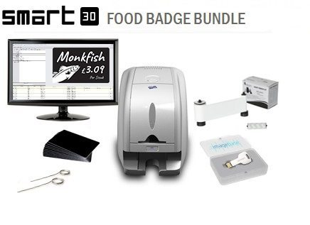 Food Badge Bundle Food Labeling System