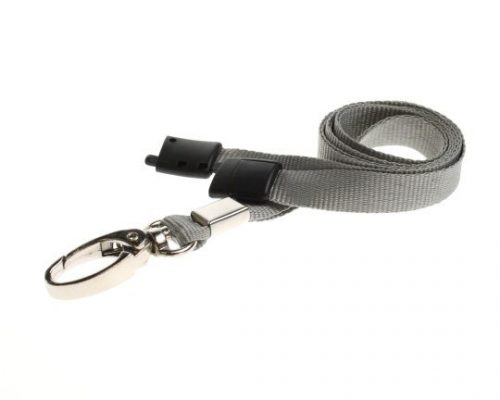 Grey Lanyards