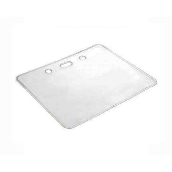 vinyl access card holder