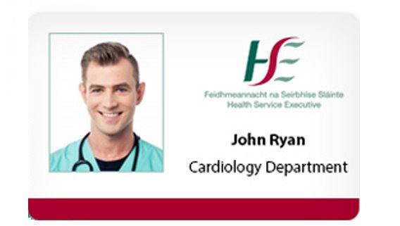 hospital ID Cards