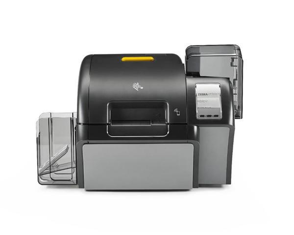 zebra plastic card printer