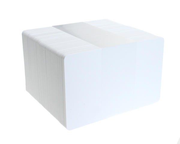 760 micron plastic cards