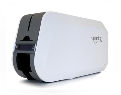 smart 51 card printer