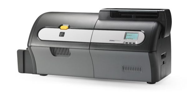 Zebra zxp series 7 printer