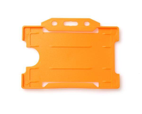 Orange Landscape Card Holders