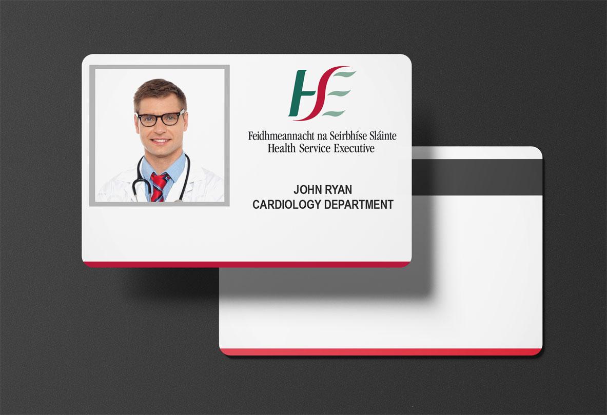 Hospital ID Card System