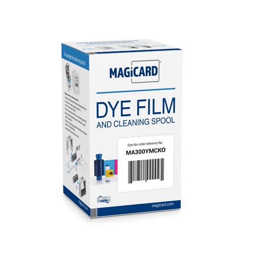 Magicard-MA300YMCKO-Ribbon