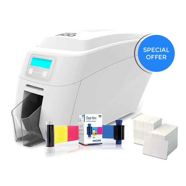 Card Printer Bundle